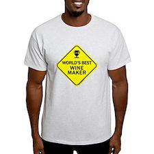 Wine Maker T-Shirt