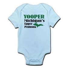 Yooper Michigan's U.P. Infant Bodysuit