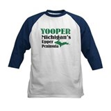 Yooper Michigan's U.P. Tee