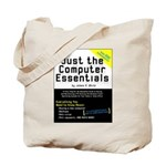 Just the Computer Essentials Tote Bag