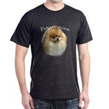 Pomeranian Dad2 T-Shirt