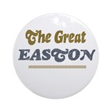 Easton Ornament (Round)