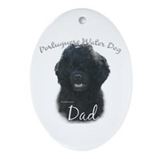 PWD Dad2 Oval Ornament