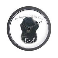PWD Dad2 Wall Clock