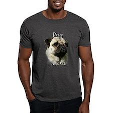 Pug Mom2 T-Shirt