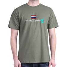 Thailand Numbers & Flag T-Shirt