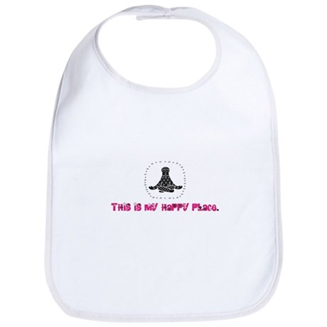 Yoga Happy Place Bib