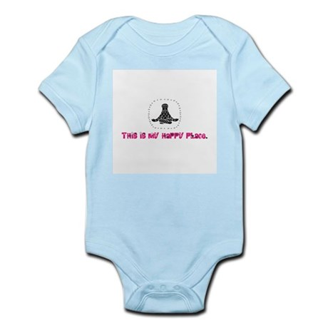 Yoga Happy Place Infant Bodysuit