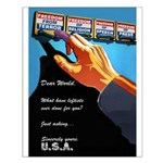 Dear World Small Poster