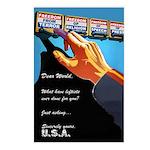 Dear World Postcards (Package of 8)