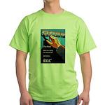 Dear World Green T-Shirt