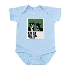 BIG DOGS RULE! Infant Creeper