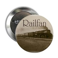 "Railfan 2.25"" Button"