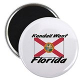 Kendall West Florida Magnet