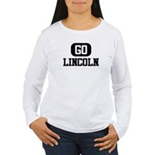 GO LINCOLN T-Shirt