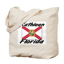 Kathleen Florida Tote Bag