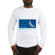 Unique Moon and stars Long Sleeve T-Shirt