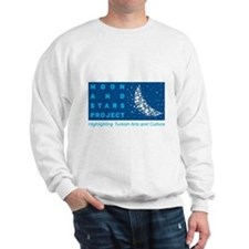 Cute Moon and stars Sweatshirt