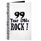 99 Year Olds Rock ! Journal