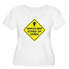 Stand Up Comic T-Shirt