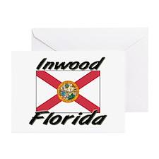 Inwood Florida Greeting Cards (Pk of 10)