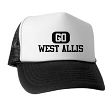 GO WEST ALLIS Trucker Hat