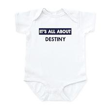 All about DESTINY Infant Bodysuit