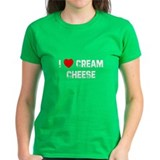 I * Cream Cheese Tee