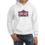 God Save The Queen Hooded Sweatshirt