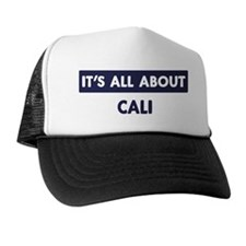 All about CALI Trucker Hat