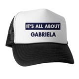 All about GABRIELA Trucker Hat
