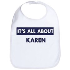 All about KAREN Bib