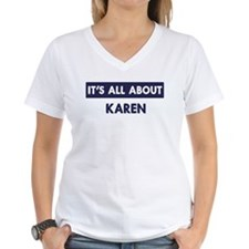 All about KAREN Shirt