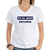 All about ROXANNA Shirt