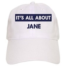 All about JANE Baseball Cap