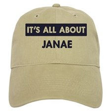All about JANAE Baseball Cap
