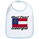 West Point Georgia Bib