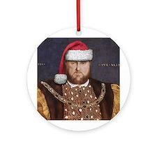 Santa VIII Ornament (Round)