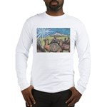 Three Magi Long Sleeve T-Shirt