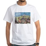 Three Magi White T-Shirt