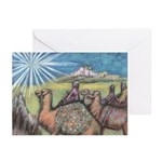 Three Magi Greeting Cards (Pk of 10)