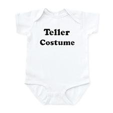 Teller costume Infant Bodysuit