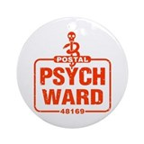 Psych Ward 48169 Ornament (Round)