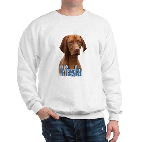 Vizsla Name Sweatshirt