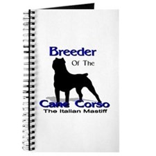 Cane Corso Breeder Journal