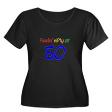 Nifty at Fifty Apparel T