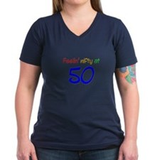 Nifty at Fifty Apparel Shirt
