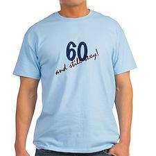 Sexy at 60 Apparel T-Shirt