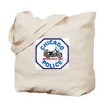 Chicago PD Motor Unit Tote Bag
