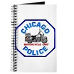 Chicago PD Motor Unit Journal